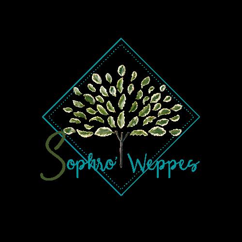 Logo de Sophro' Weppes- arbre de vie