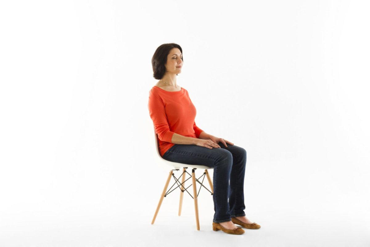 image de Sofrocay décrivant la posture du 2ème degré